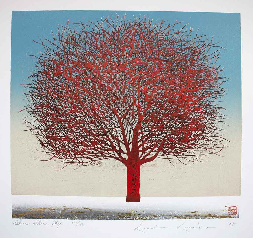 Blue Blue Sky by  Kunio Kaneko - Masterpiece Online