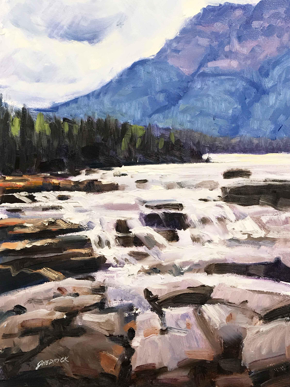 Cascades by  Jessica Hedrick - Masterpiece Online