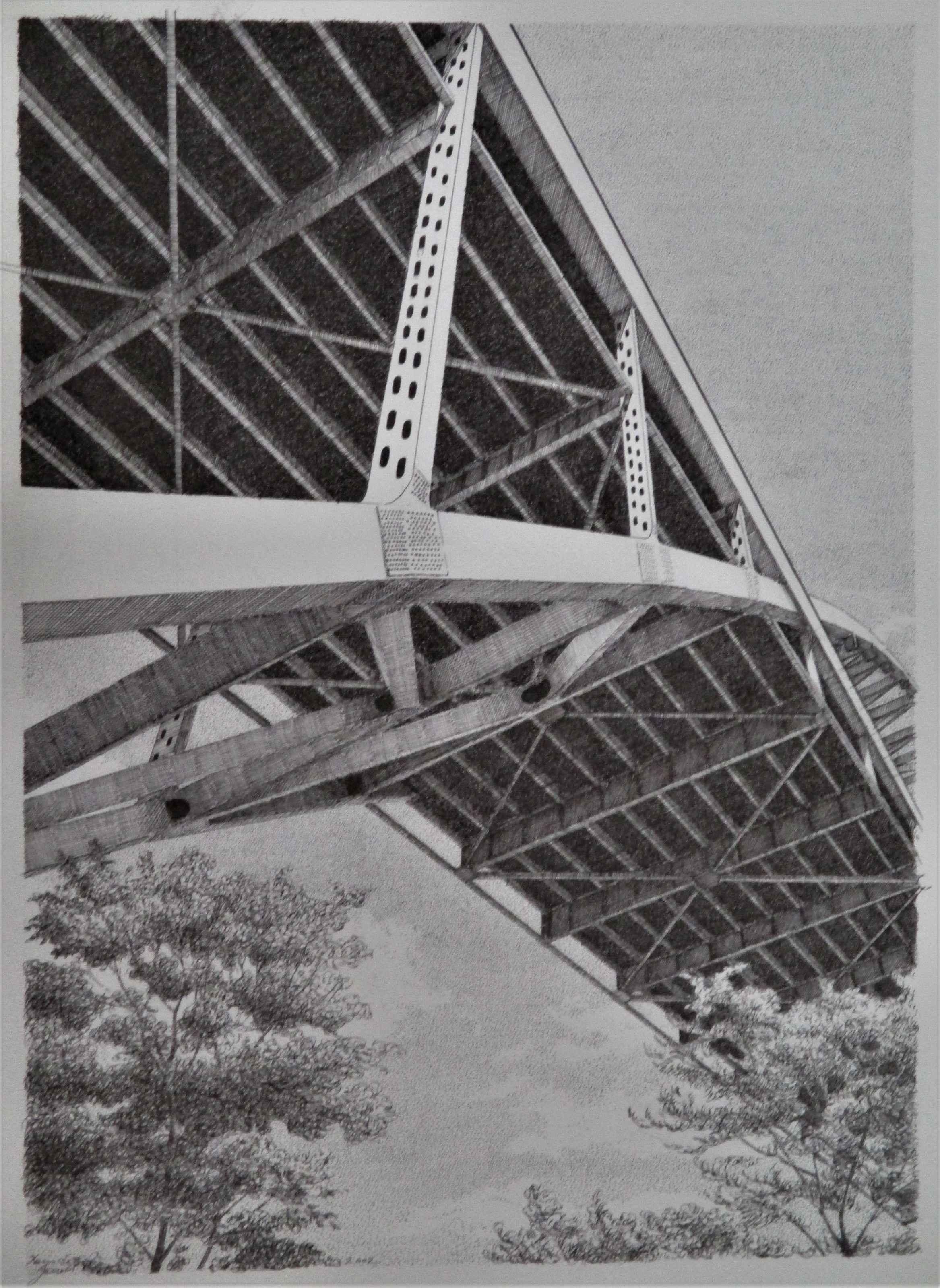 Unknown ( Bridge) by  Kevin Farrell - Masterpiece Online