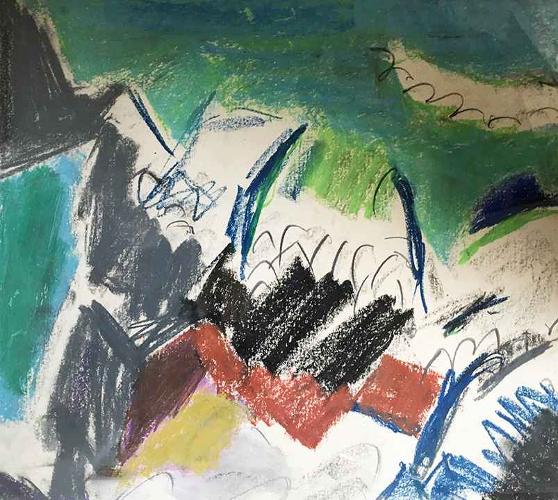 Shore Study by  Vaclav Vytlacil - Masterpiece Online