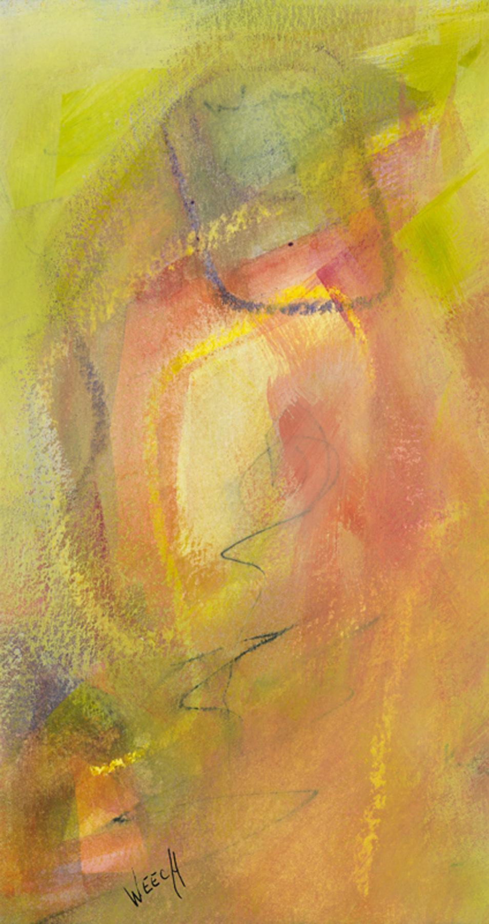 The Inside of Peace by  Paula Weech - Masterpiece Online
