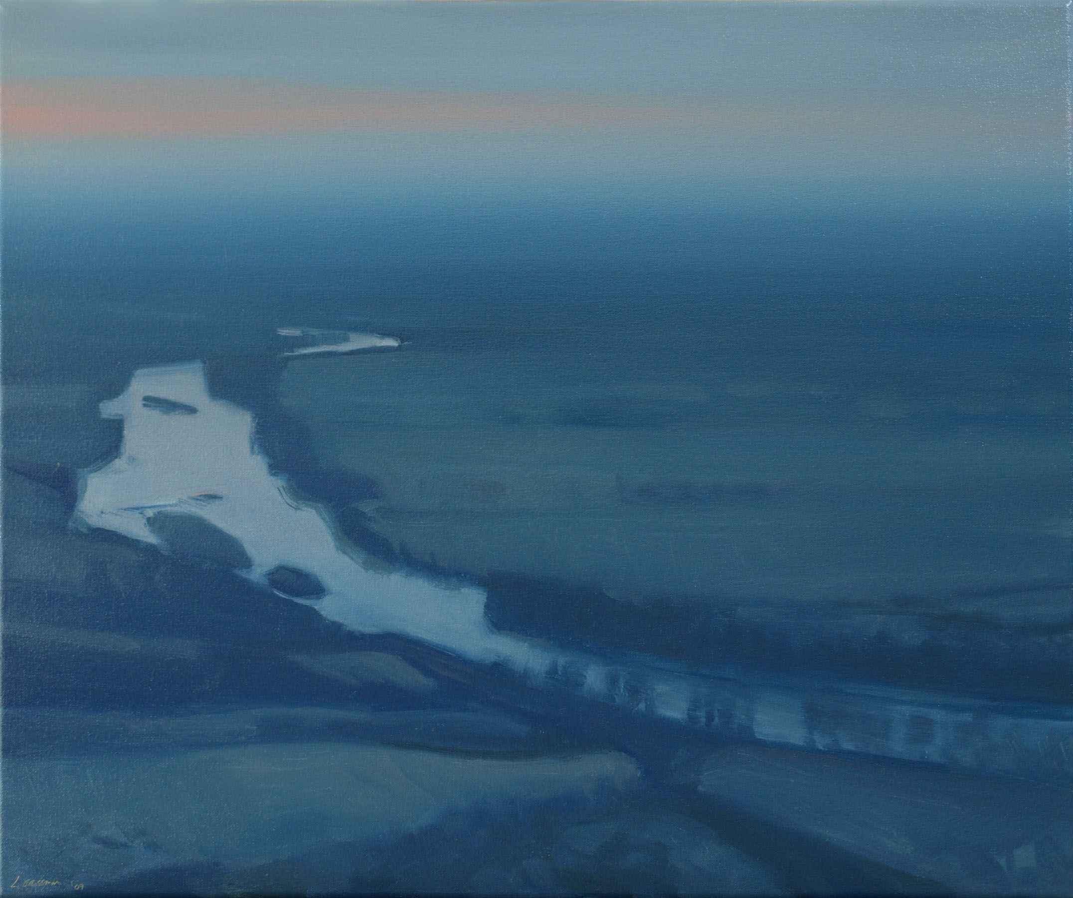 Nightfall - Prairie R... by  Lisa Grossman - Masterpiece Online