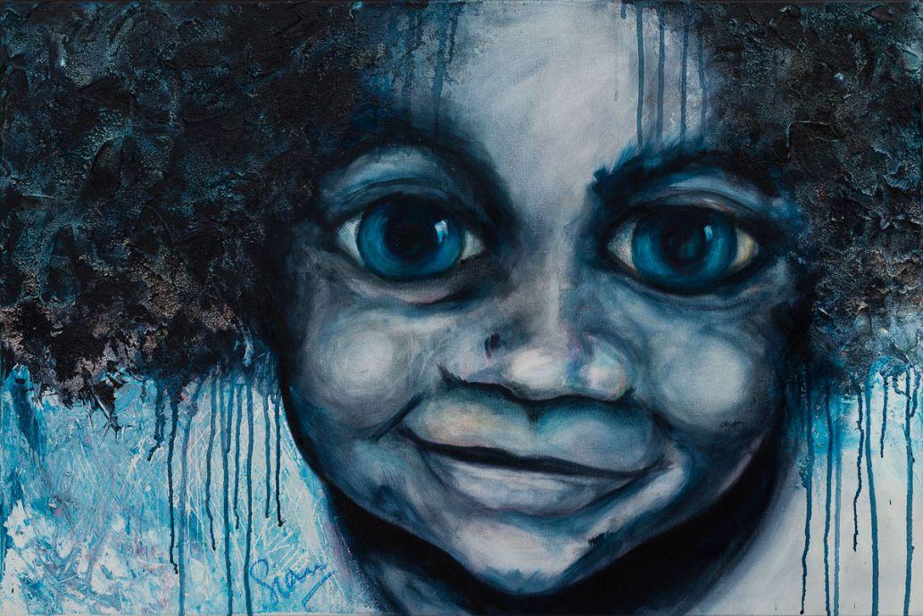 Little Man Dreams by  Sian Pampellonne - Masterpiece Online