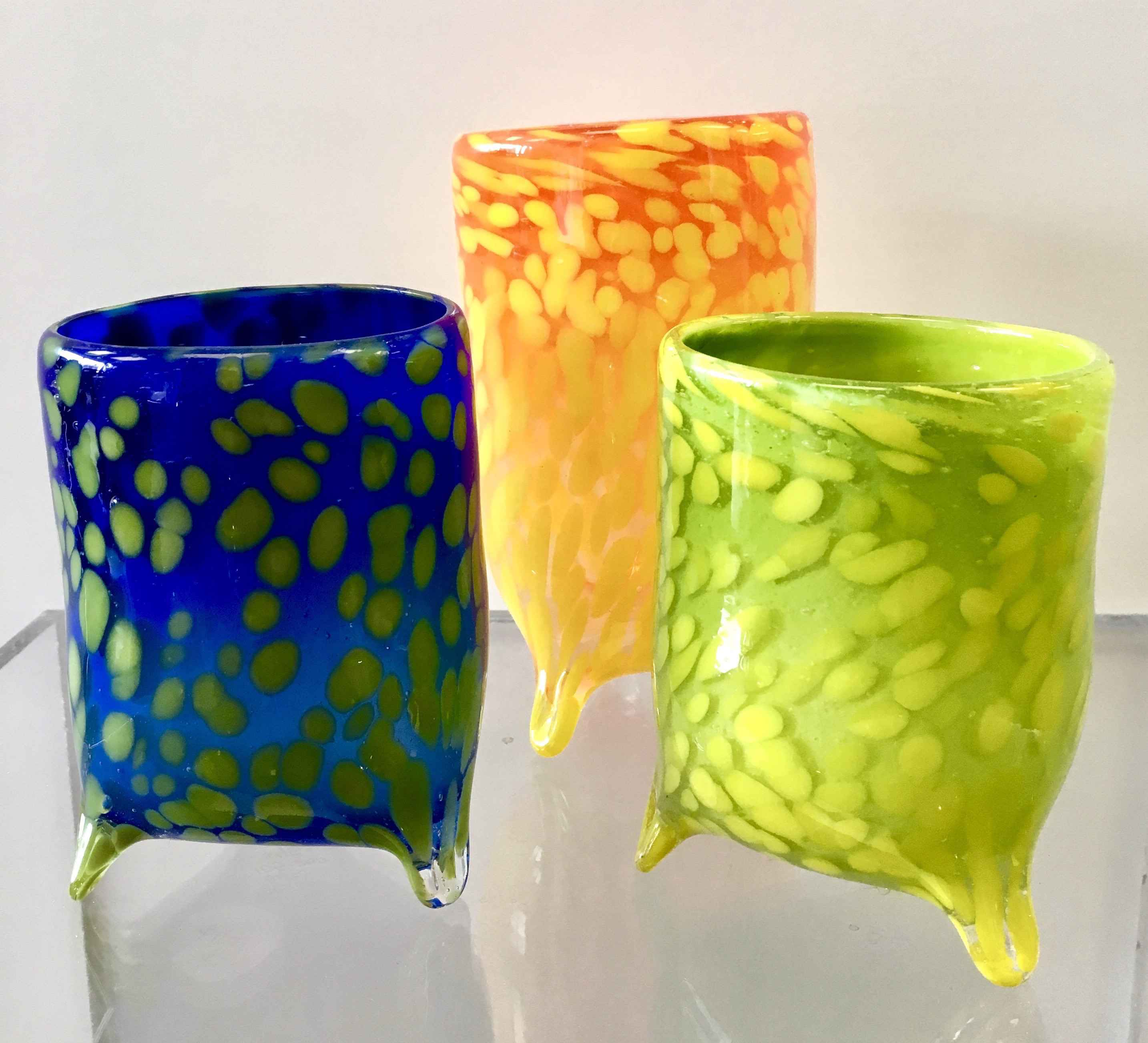 Tripod Tumbler (each) by  Kate Civiero - Masterpiece Online