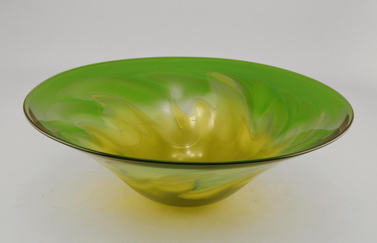 Emerald Platter by  Mark Gordon - Masterpiece Online