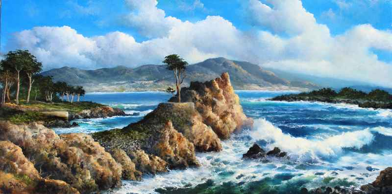 Cypress Point by   Dy'Ans  - Masterpiece Online