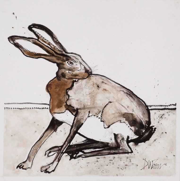 Rabbit by  Don Coen - Masterpiece Online