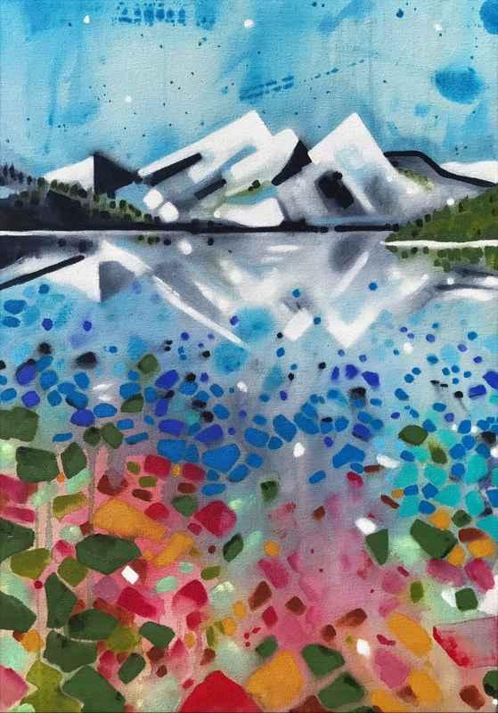 Wonderment Art Card by  Alissa Durling - Masterpiece Online