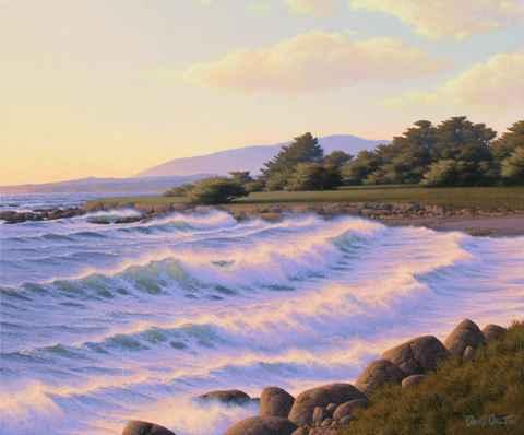 Late Light - Leffingt... by  David  Dalton  - Masterpiece Online