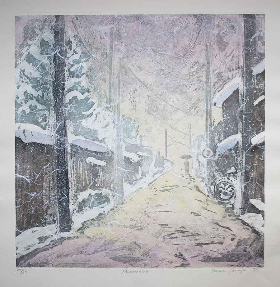 Murasakino by  Sarah Brayer - Masterpiece Online