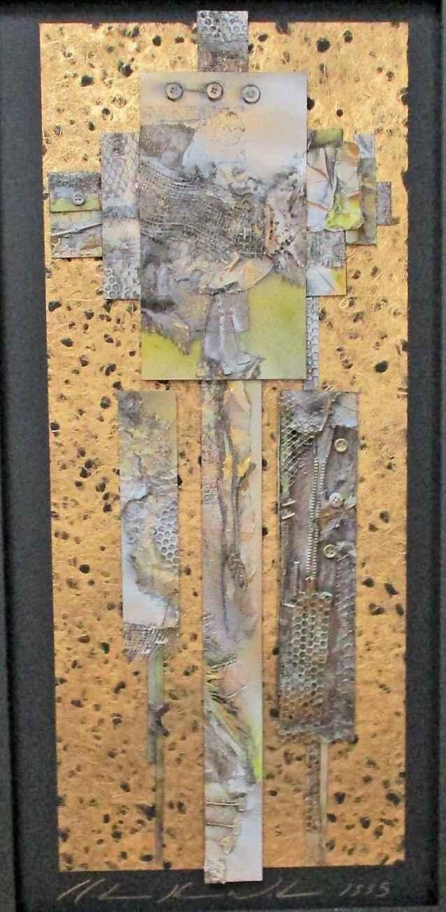 Untitled (Triptych 3 ... by  Katherine Kramer Waters - Masterpiece Online