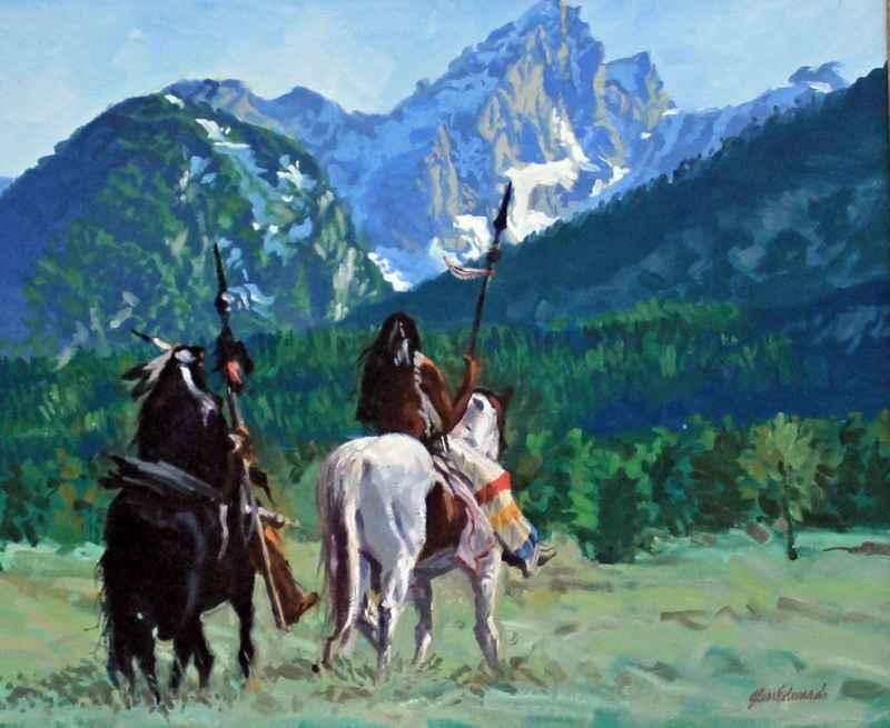Sacred Mountain  by Mr Glen Edwards