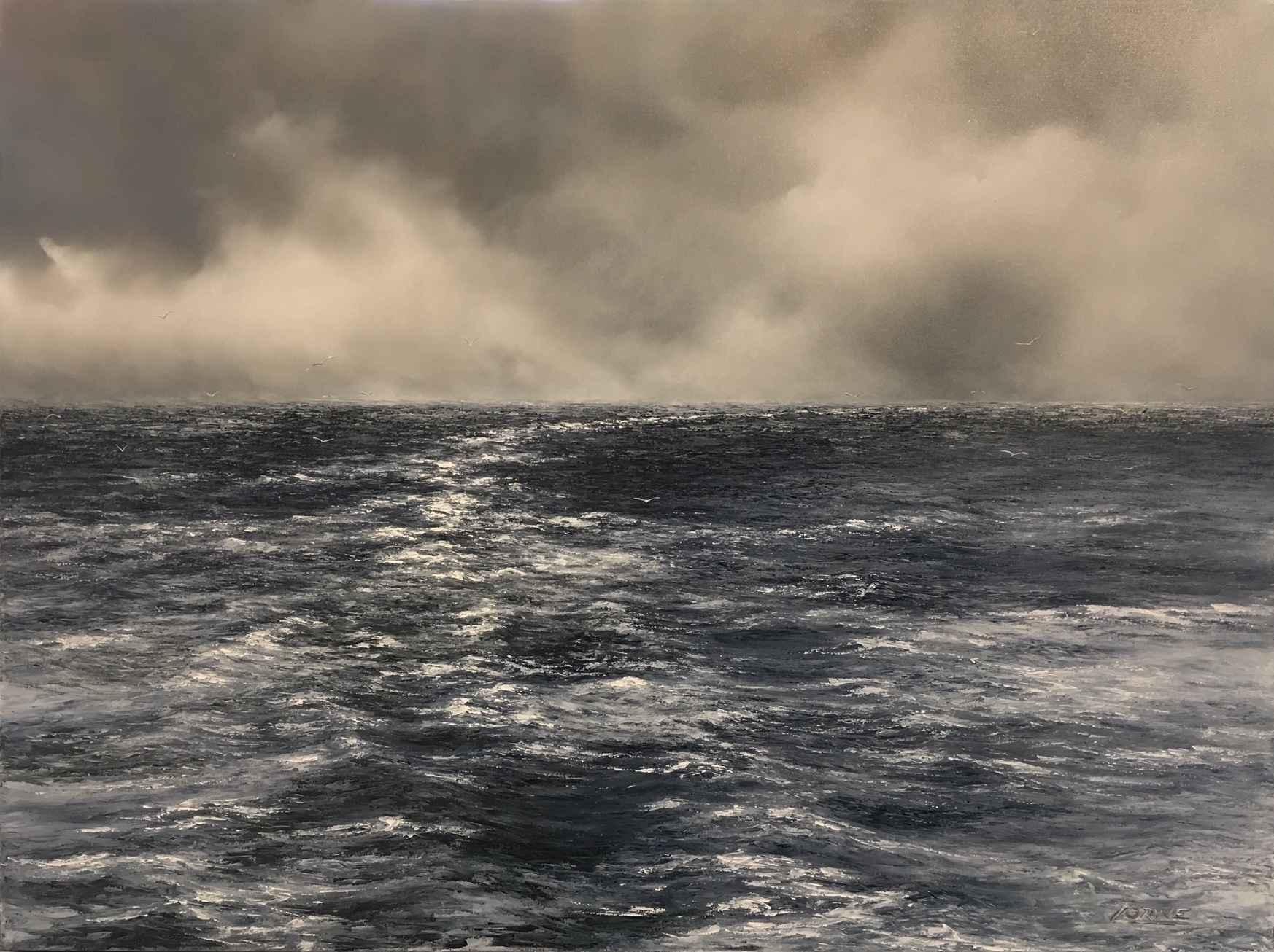 Merging Waters by Mr. Lorne McDermott - Masterpiece Online