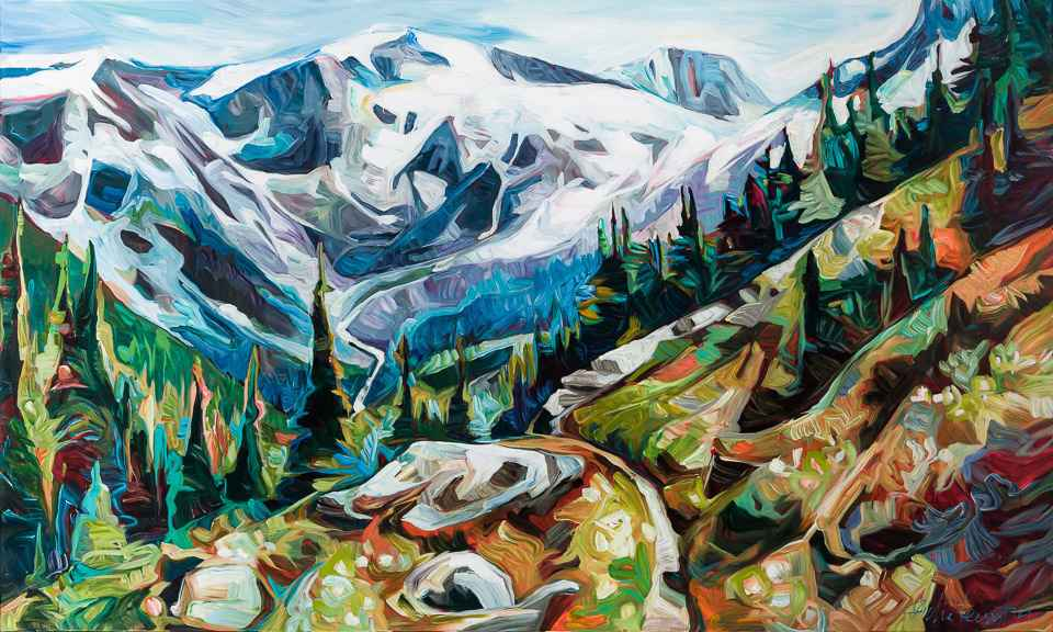 Wild Flowers by  Julia Veenstra - Masterpiece Online