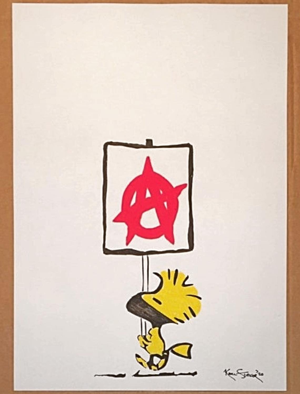 Woodstock Anarchy by  Karl Striker - Masterpiece Online