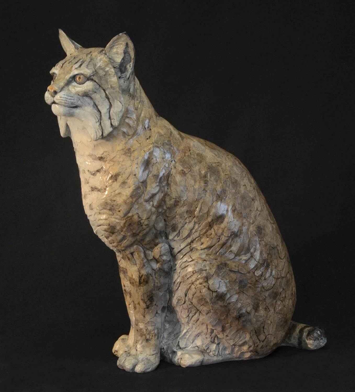 Bobcat Mama by  Jim Eppler - Masterpiece Online