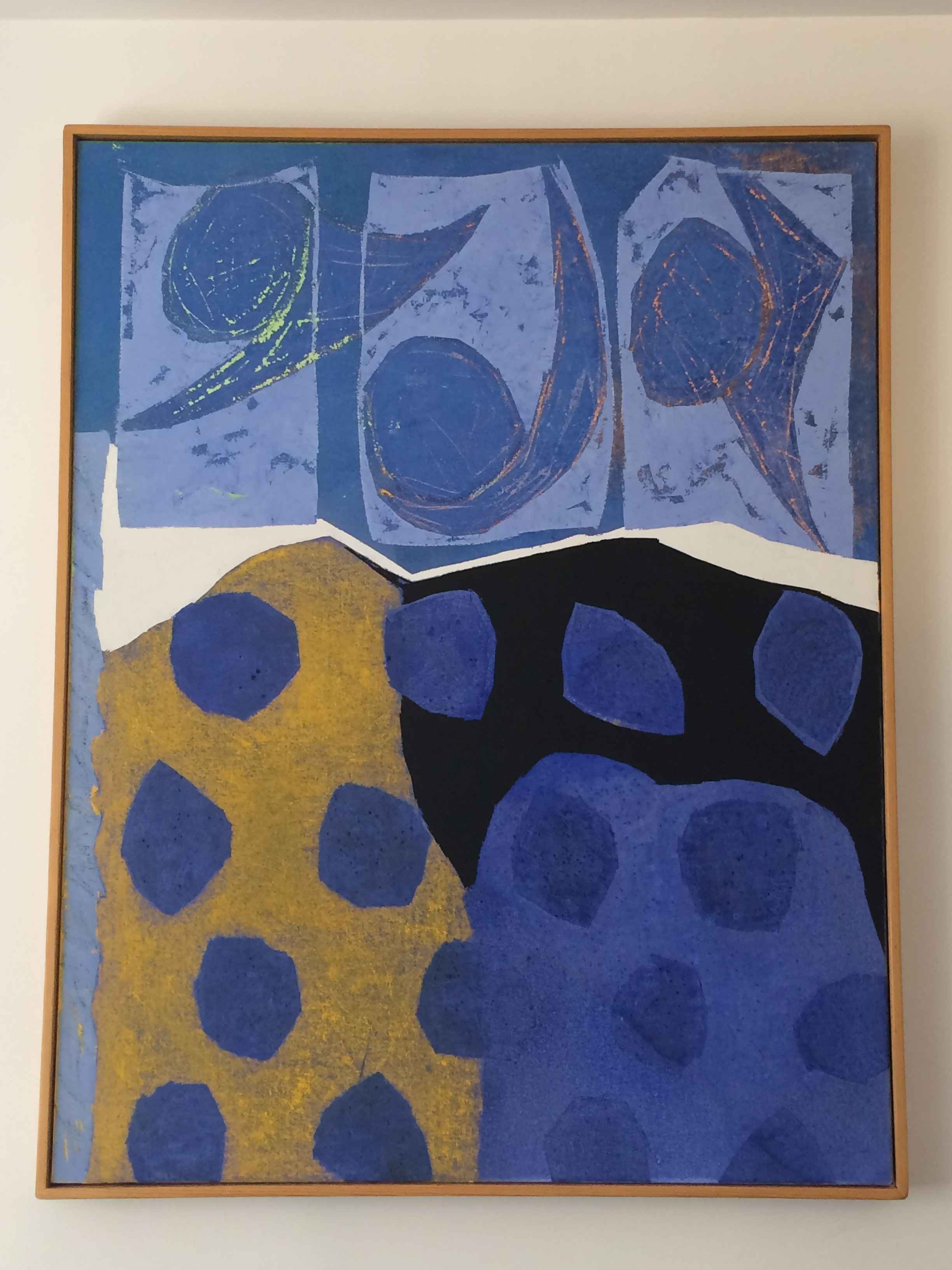Blue Balls, by  Jeanick Bouys - Masterpiece Online