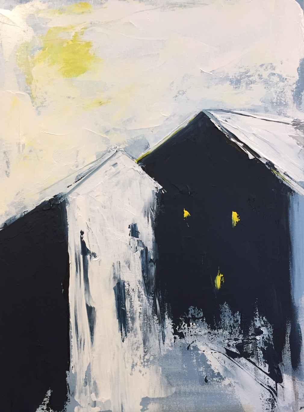 Farm at Sunrise #1 by  Steve Lyons - Masterpiece Online