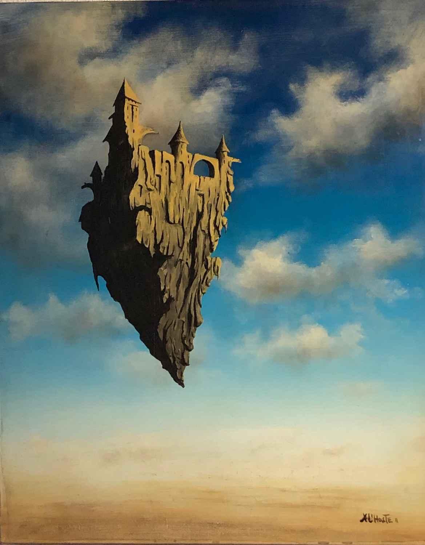 Voyageur I by  Xavier L'HOSTE - Masterpiece Online