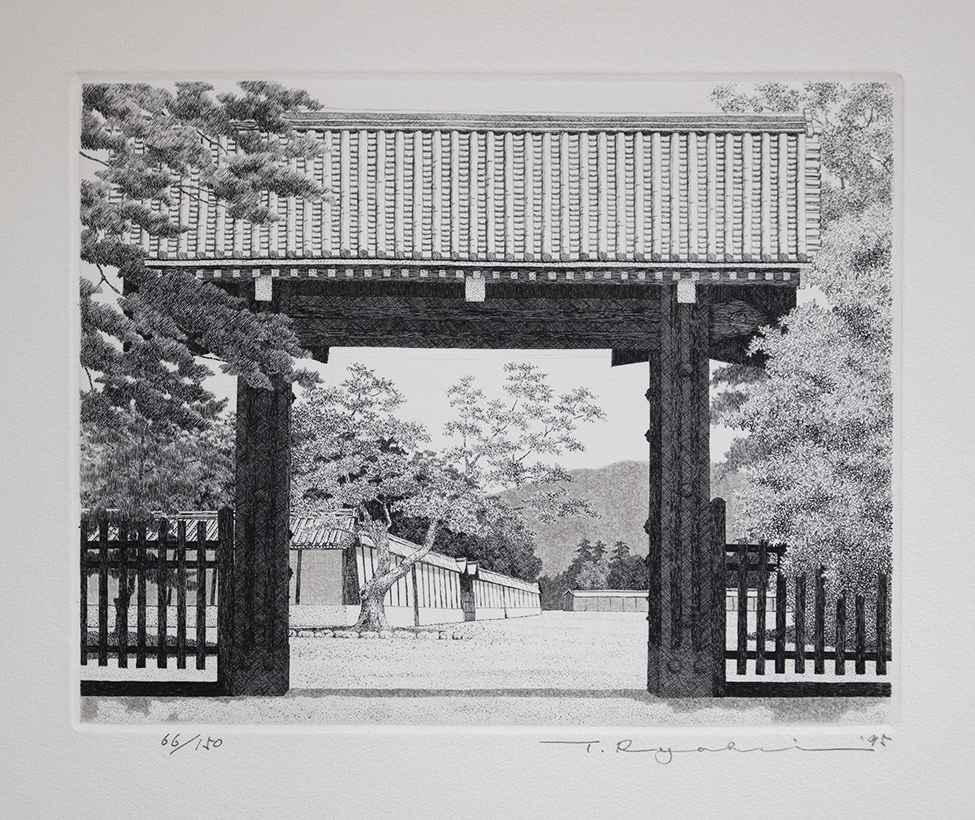 Kyoto No.1 The Imperi... by  Ryohei Tanaka - Masterpiece Online