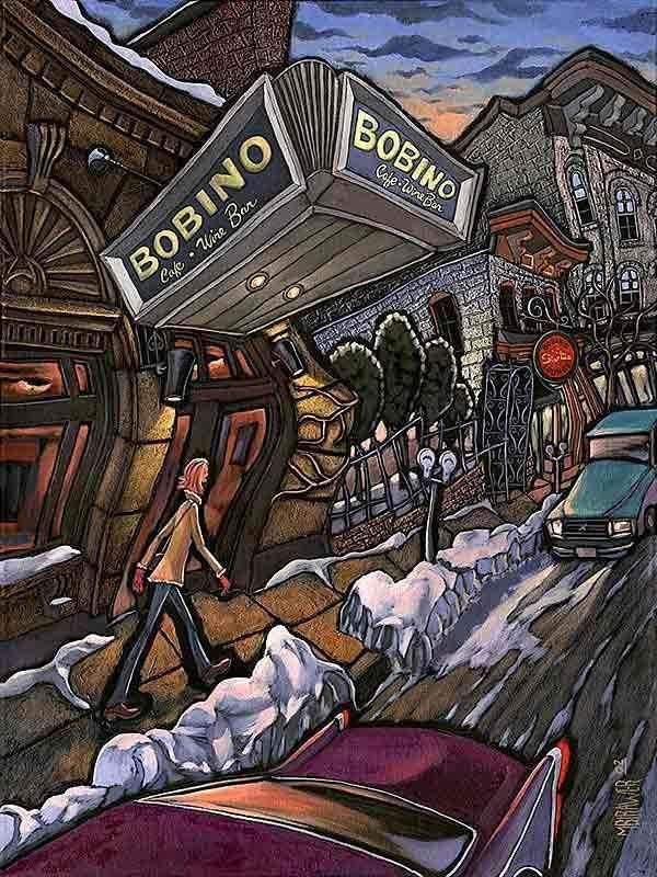 Michael Birawer Avenida Art Amp Framing Calgary Alberta