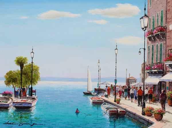 Portside by  Soon Ju Choi  - Masterpiece Online