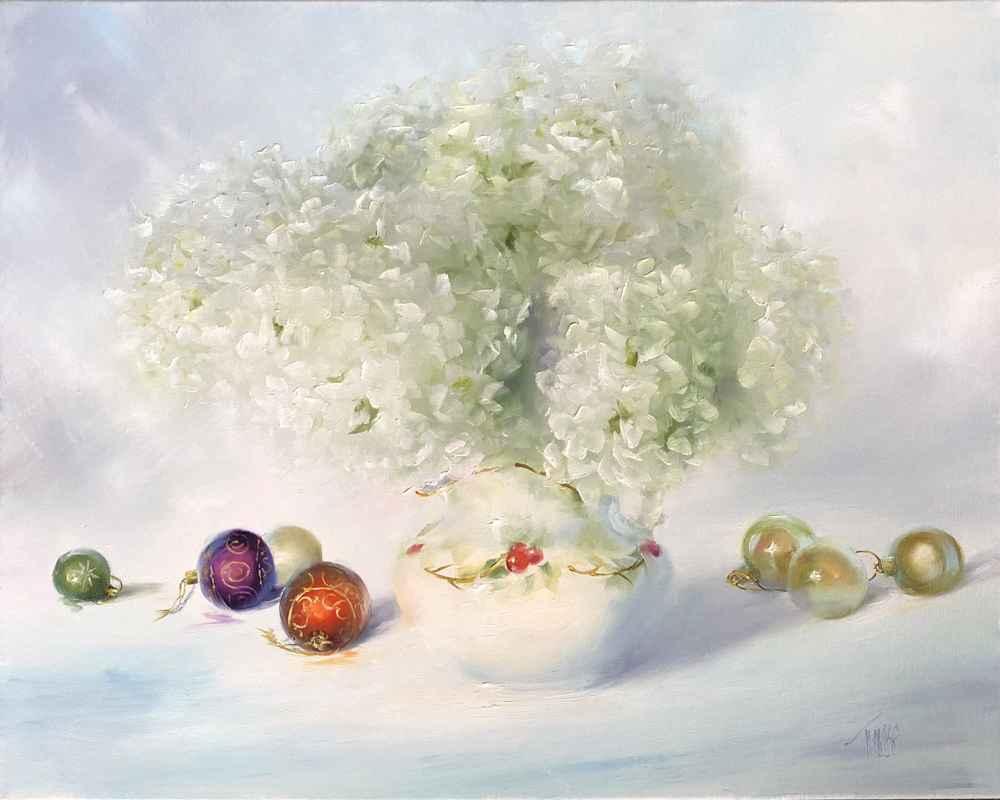 Yuletide Greetings by  Lori Twiggs - Masterpiece Online