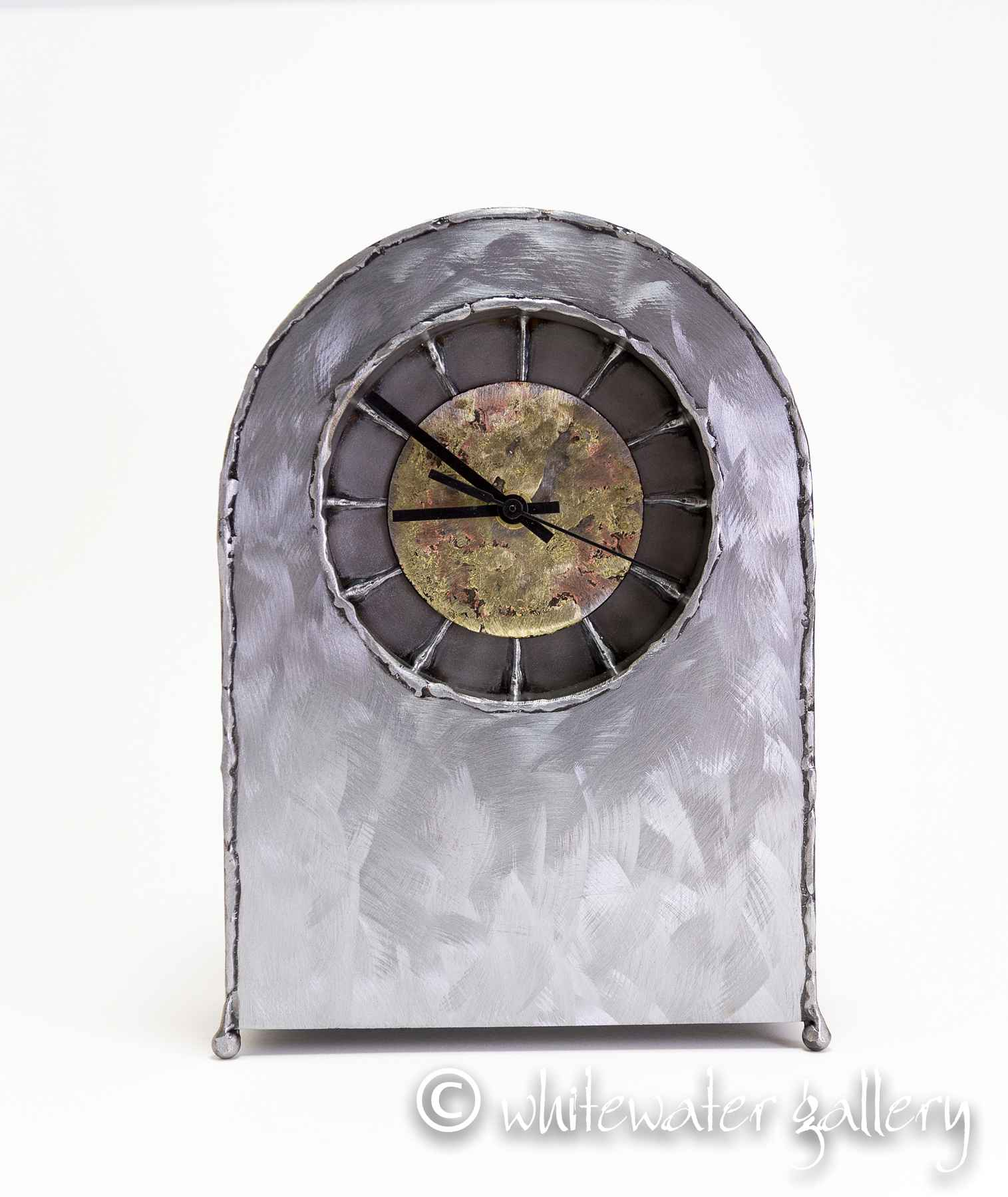 Mantelpiece Clock 27cm by  Tilly Whittle - Masterpiece Online