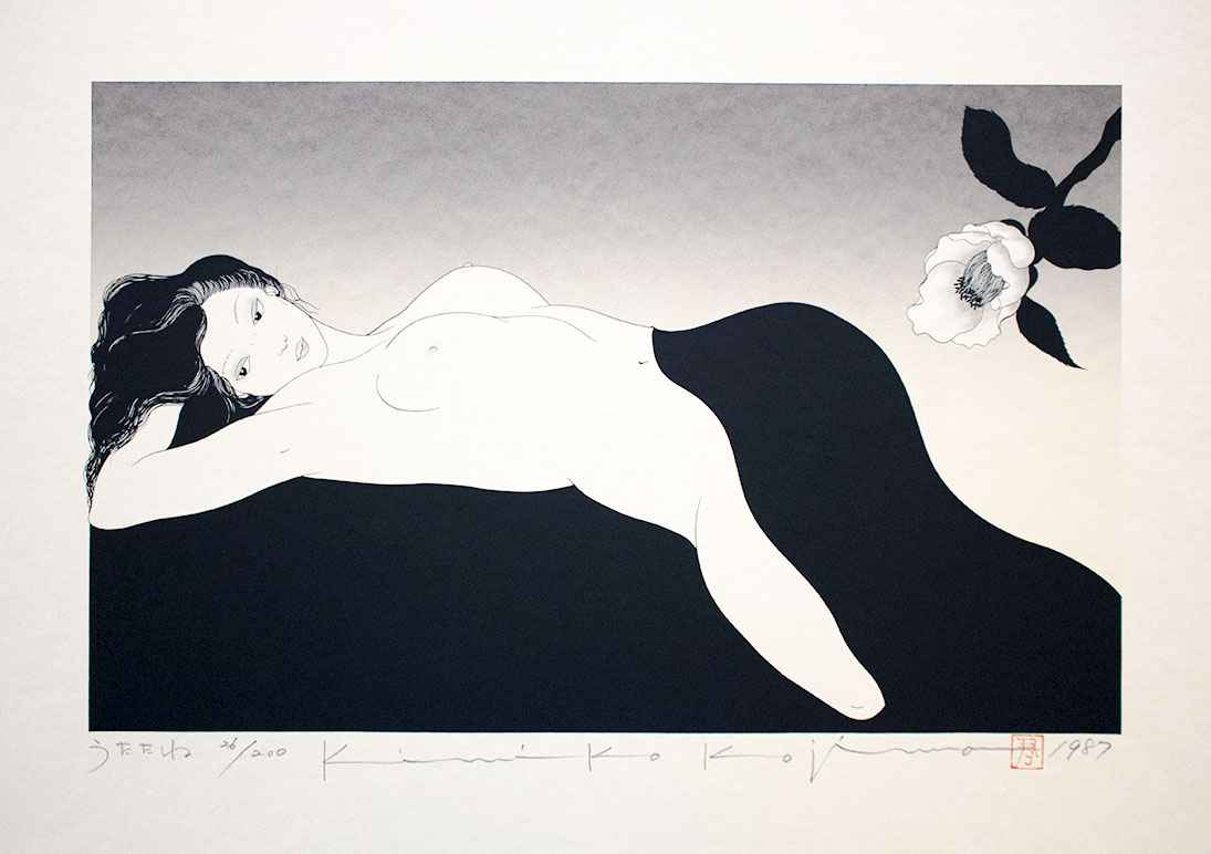 Doze by  Kimiko Kojima - Masterpiece Online