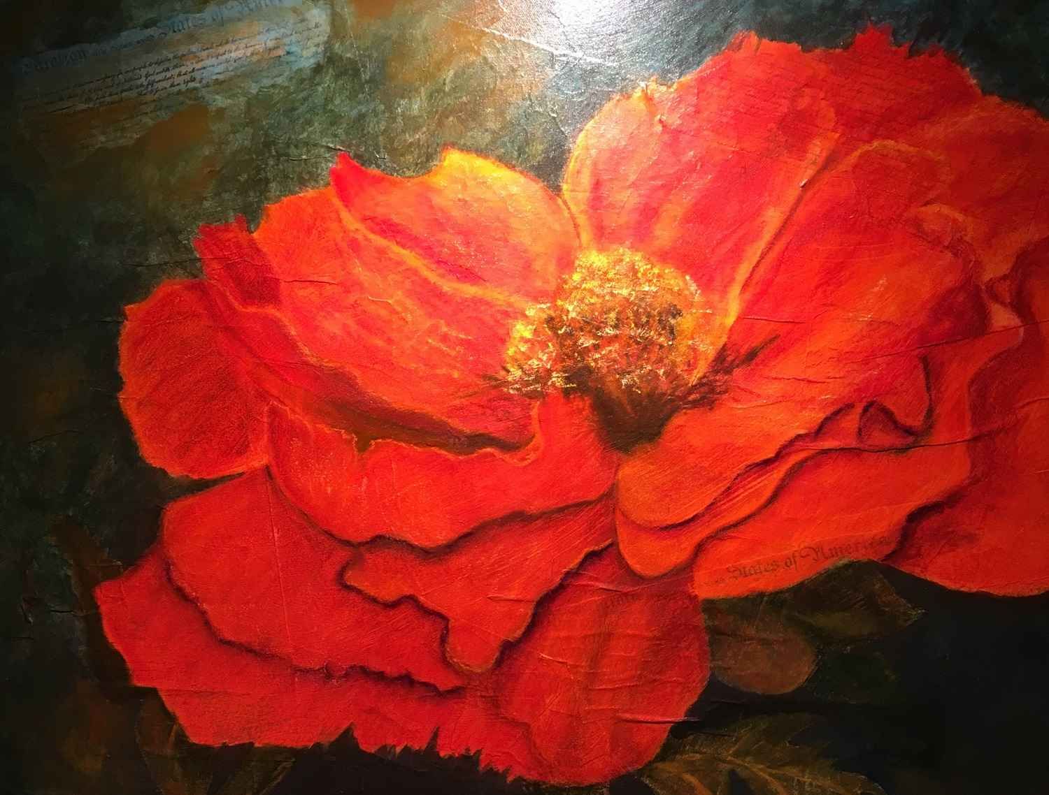 Botanical Independence by  Marcia Hero - Masterpiece Online