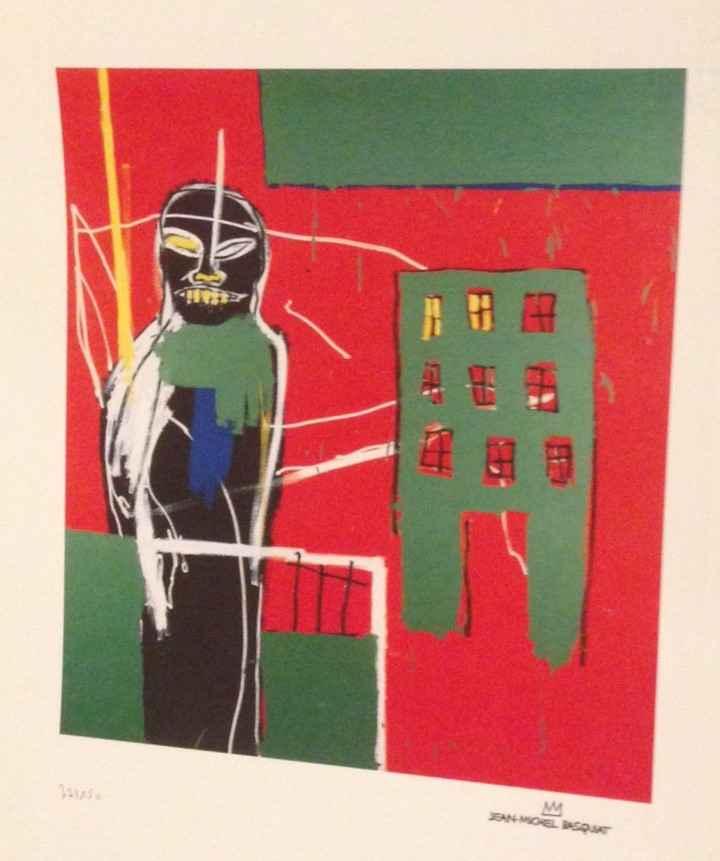 Pedestrian 2 (Reprodu... by  Jean-Michel Basquiat - Masterpiece Online