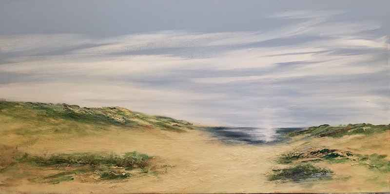 Path to a View #9 by  Steve Lyons - Masterpiece Online