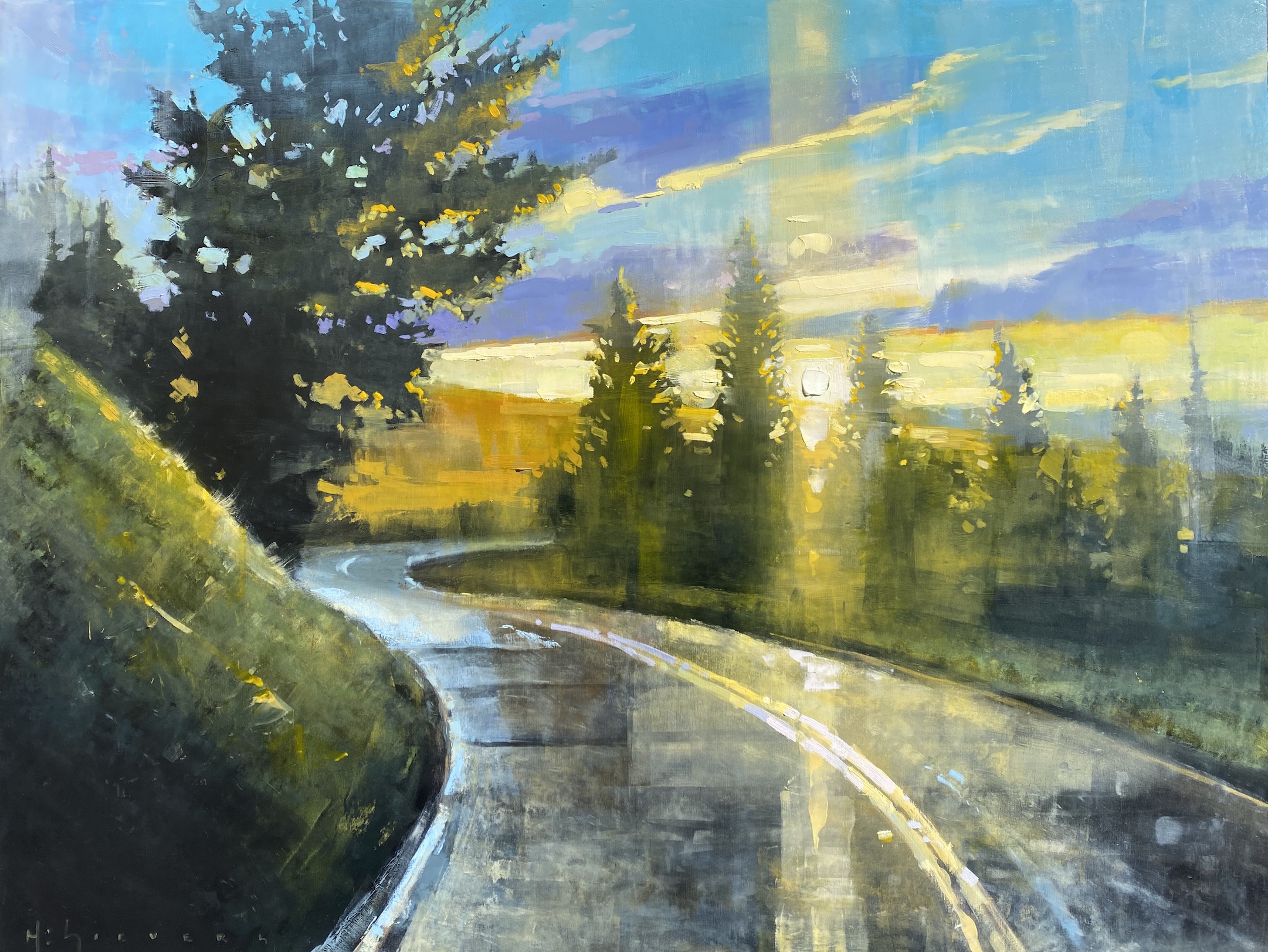 The Scenic Route by Mr. Matt Sievers - Masterpiece Online