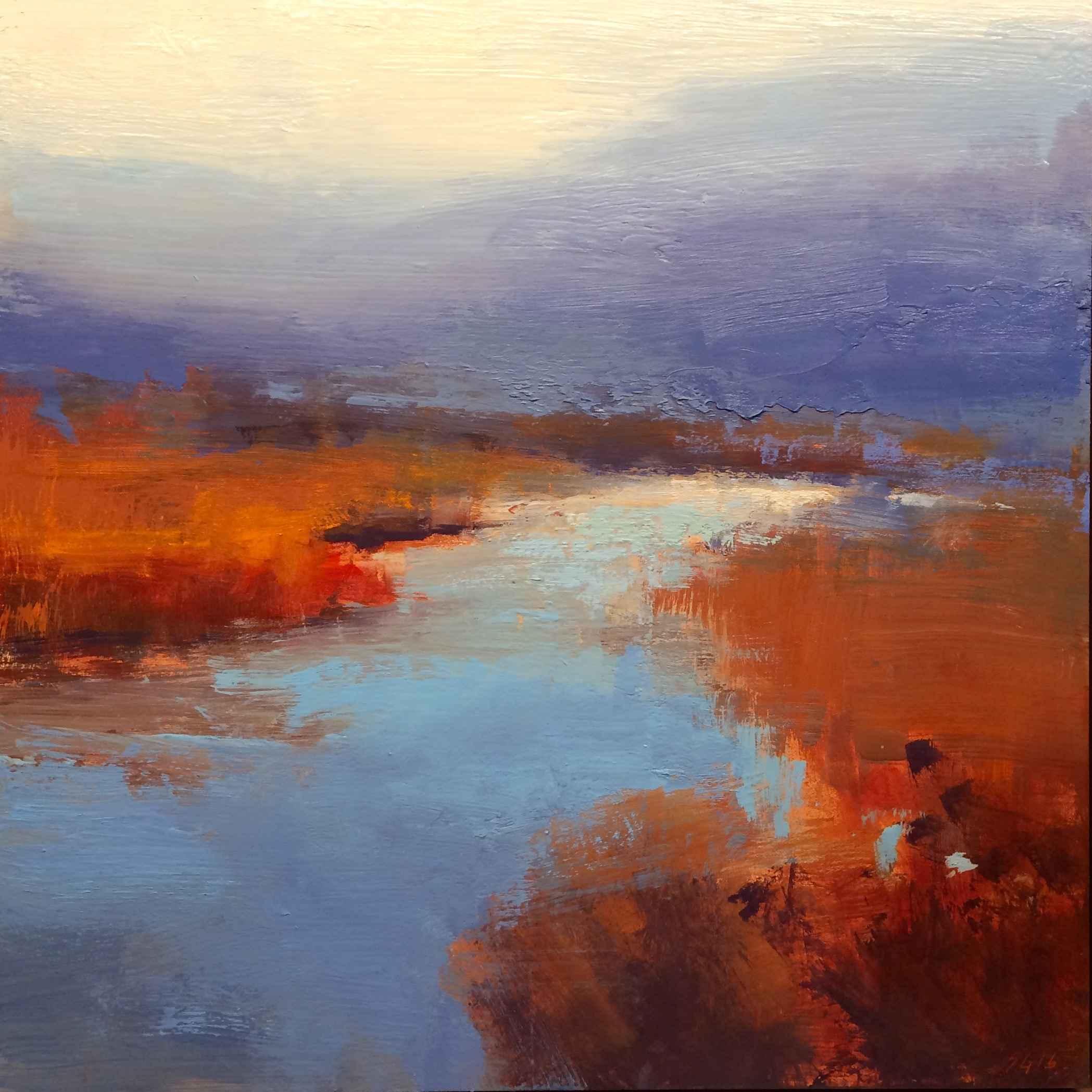 River's Path by  Scott Gellatly - Masterpiece Online
