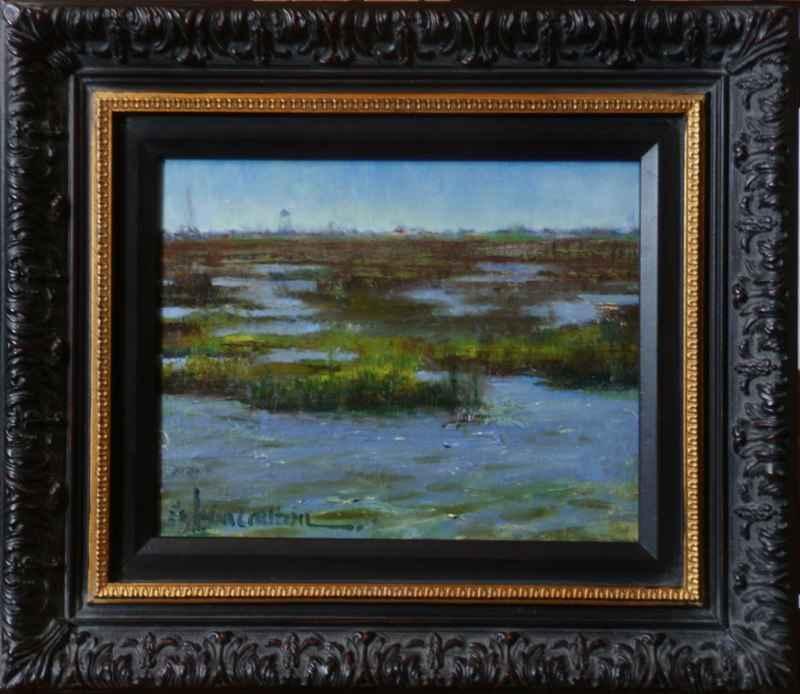 Bolivar Marshes by  Kim Carlton - Masterpiece Online