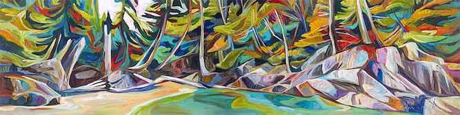 Tofino Beach by  Julia Veenstra - Masterpiece Online