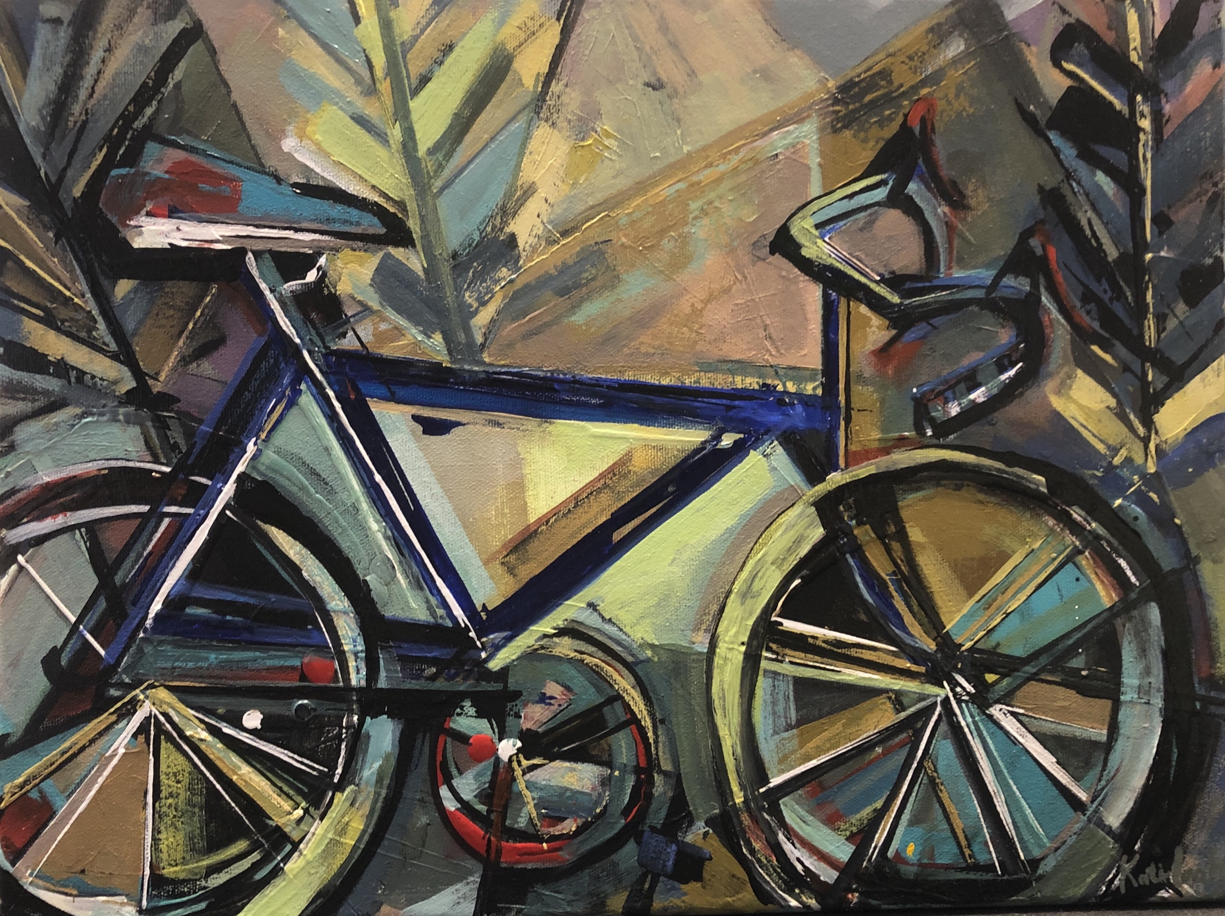Pinarello by  Katie Leahul - Masterpiece Online