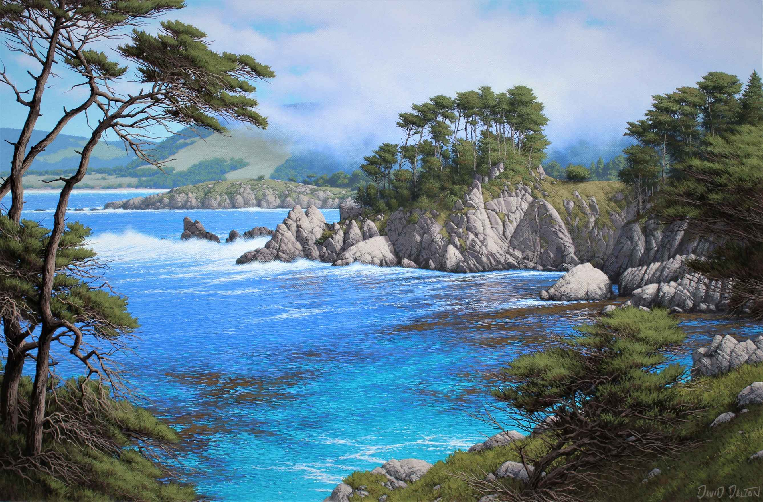 Point Lobos - View fr...
