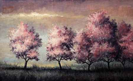 Shades of Spring  by  Simon Winegar