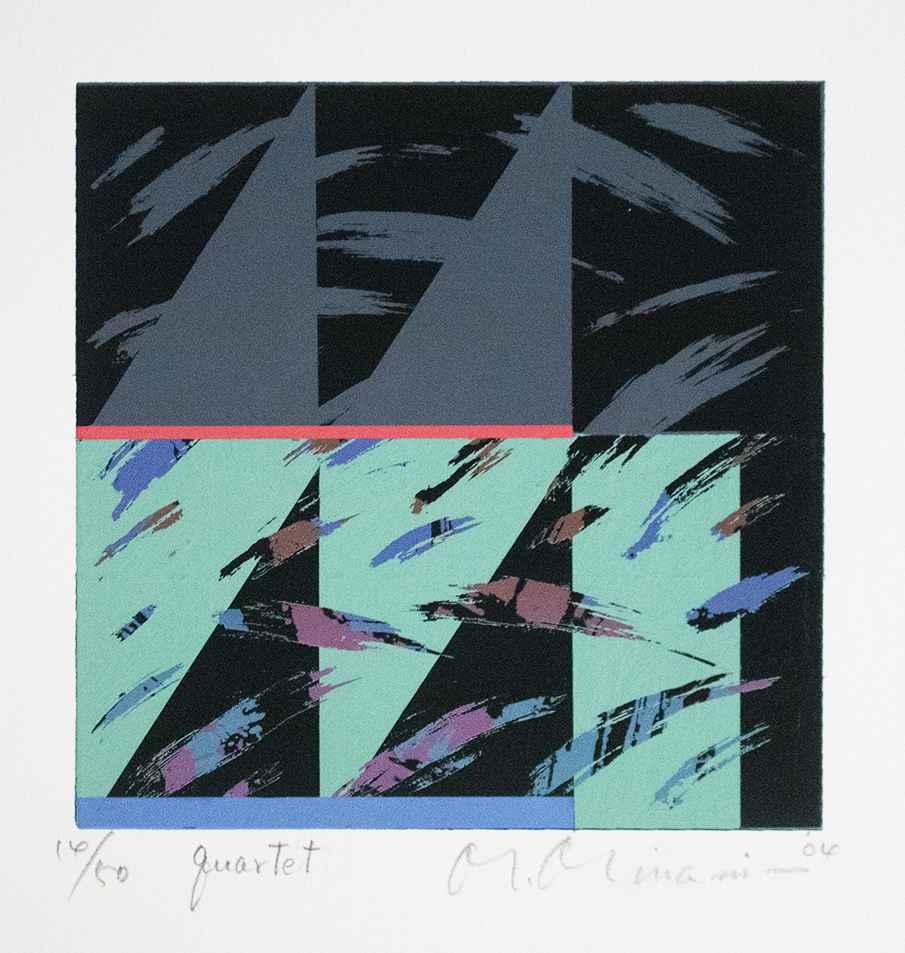 Quartet by  Masao Minami - Masterpiece Online