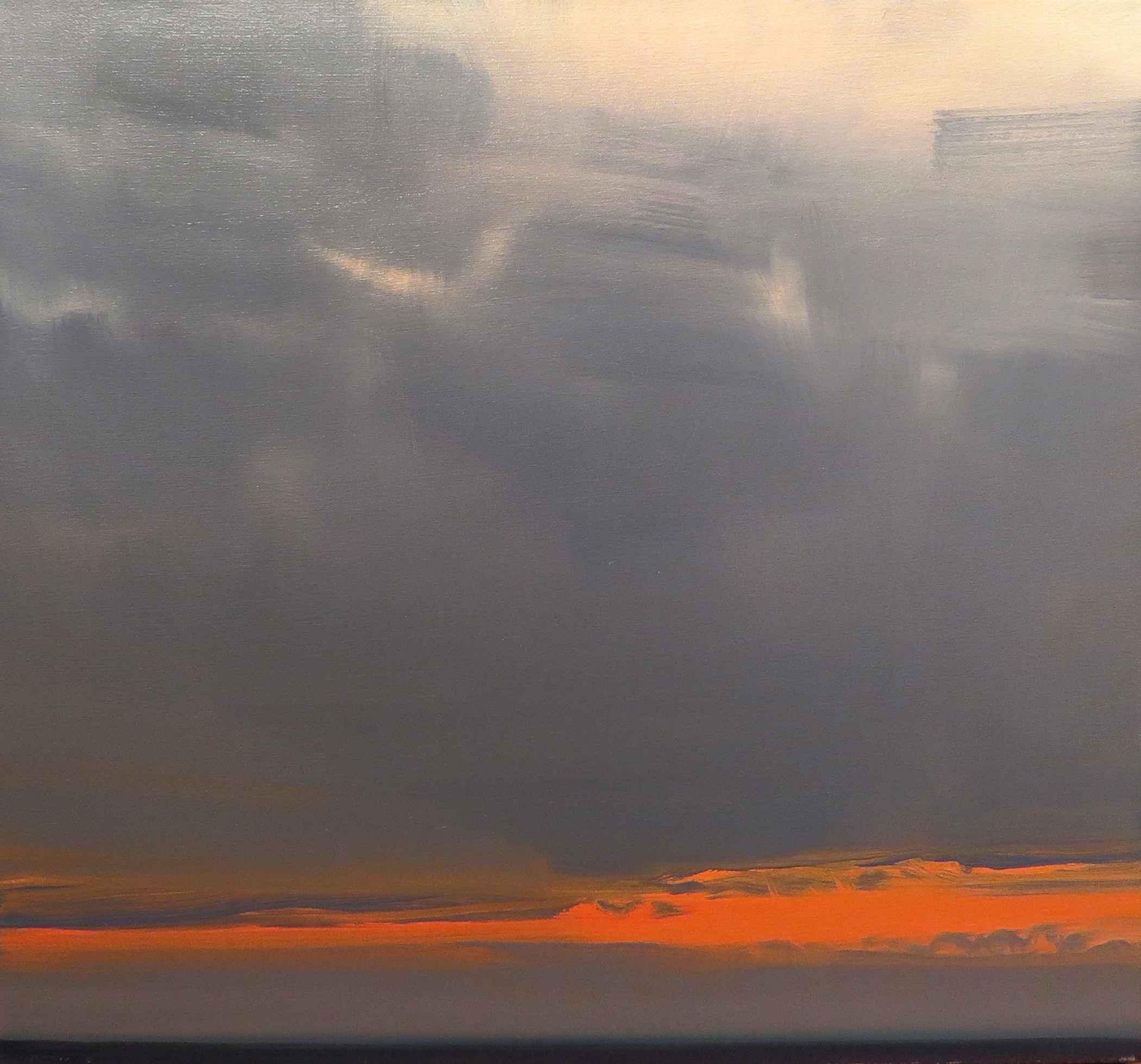 Weather - Night Closi... by  Lisa Grossman - Masterpiece Online