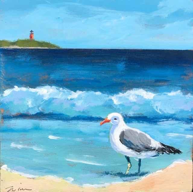 Beach Walk MV by  Kate Winn - Masterpiece Online