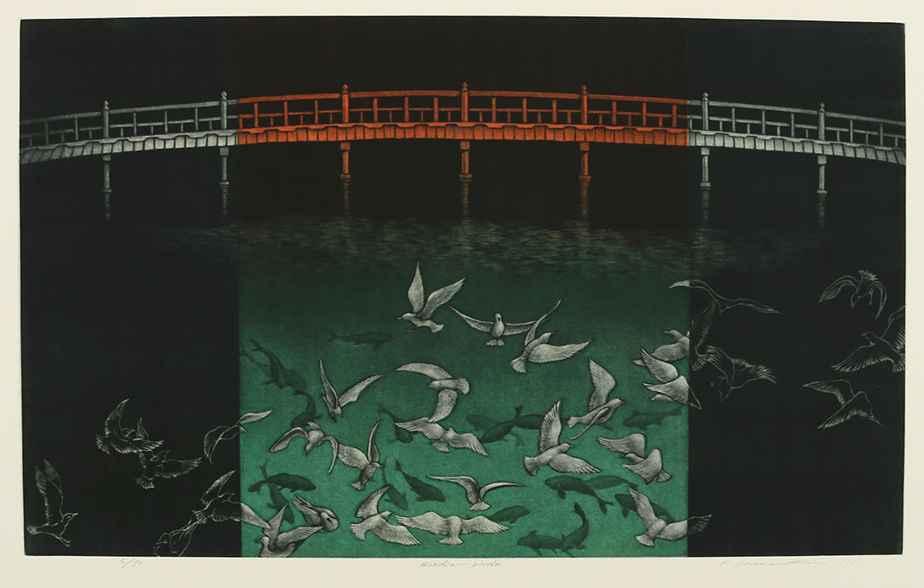 Window Birds by  Katsunori Hamanishi - Masterpiece Online
