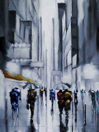 Commuter Series 177048 by  Harold Braul - Masterpiece Online