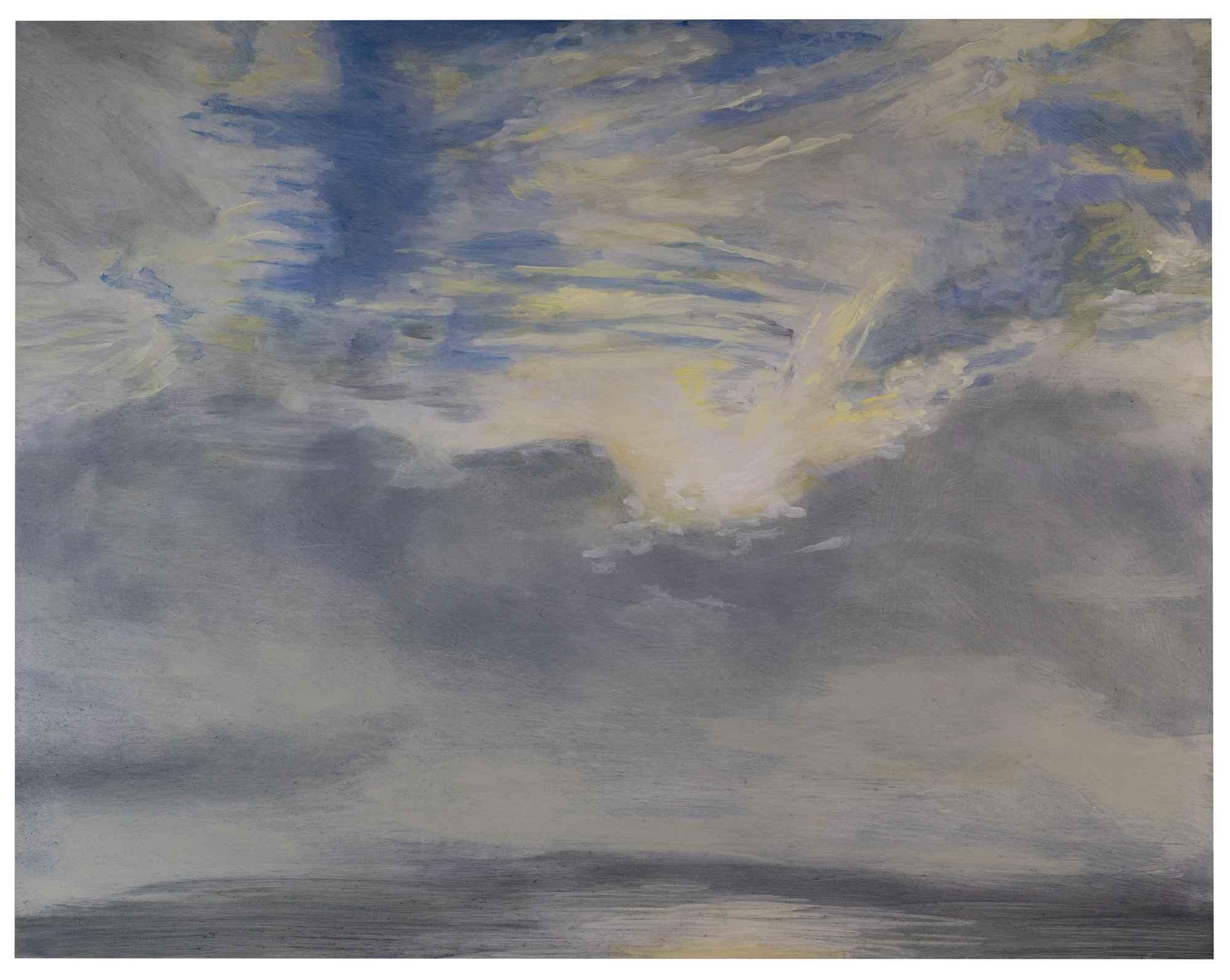 Foggy Crossing by  Cynthia Woehrle - Masterpiece Online