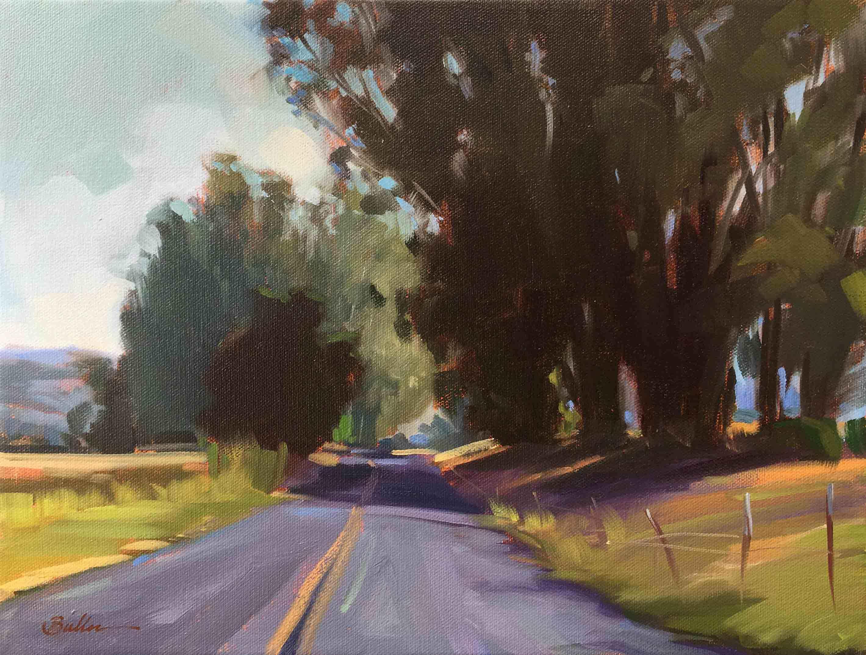 Road Less Traveled  by  Samantha Buller