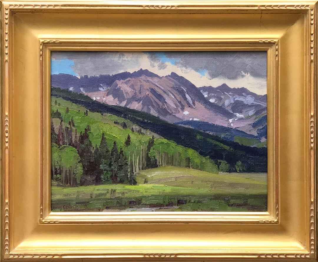Star Peak by  Lanny Grant - Masterpiece Online