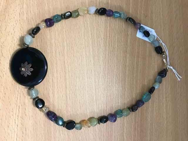 Mixed Gemstones and B... by Mrs Larissa Hale - Masterpiece Online