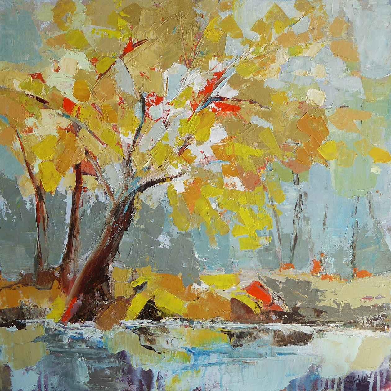 Fresh Air by  Cheryl Waale - Masterpiece Online