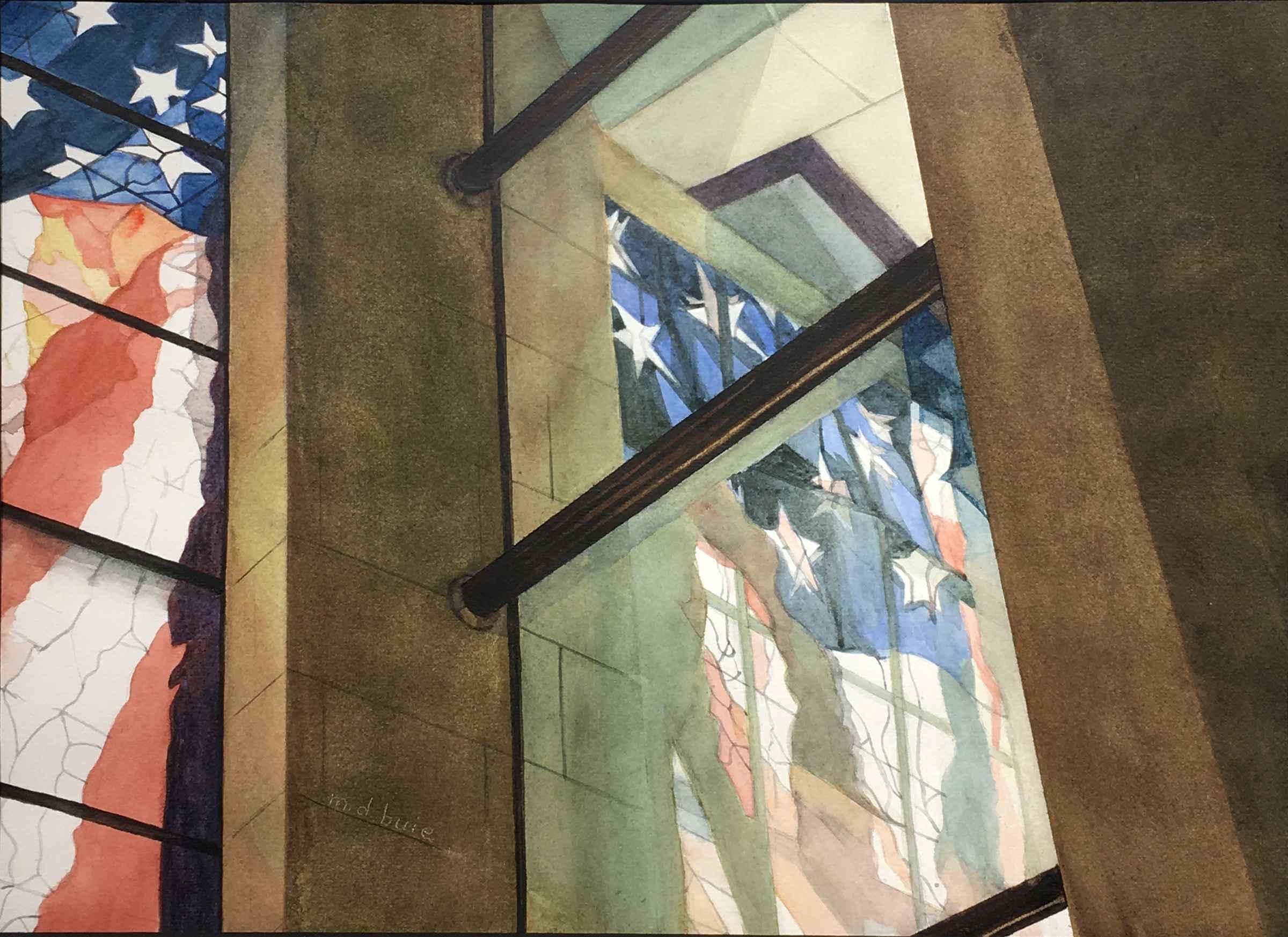 Reflections II by  Margaret Buie - Masterpiece Online